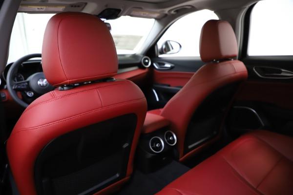 New 2020 Alfa Romeo Giulia Ti Q4 for sale Call for price at Bentley Greenwich in Greenwich CT 06830 21