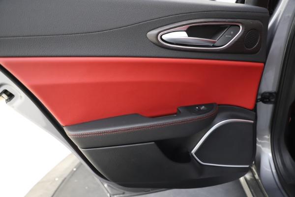 New 2020 Alfa Romeo Giulia Ti Q4 for sale Call for price at Bentley Greenwich in Greenwich CT 06830 22