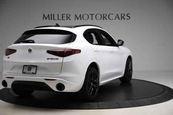 New 2020 Alfa Romeo Stelvio Ti Sport Q4 for sale Sold at Bentley Greenwich in Greenwich CT 06830 7