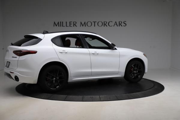 New 2020 Alfa Romeo Stelvio Ti Sport Q4 for sale Sold at Bentley Greenwich in Greenwich CT 06830 8