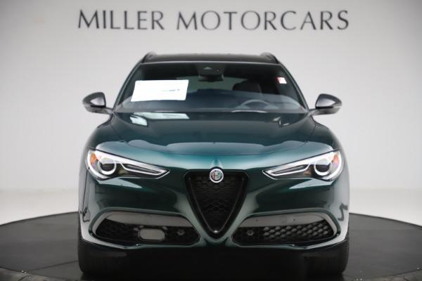 New 2020 Alfa Romeo Stelvio Q4 for sale $49,045 at Bentley Greenwich in Greenwich CT 06830 1