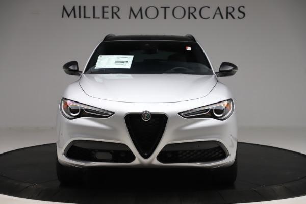 New 2020 Alfa Romeo Stelvio Ti Sport Q4 for sale Sold at Bentley Greenwich in Greenwich CT 06830 1