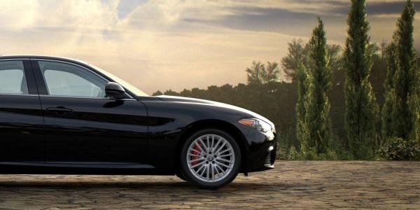 New 2020 Alfa Romeo Giulia Ti Lusso Q4 for sale $51,195 at Bentley Greenwich in Greenwich CT 06830 2