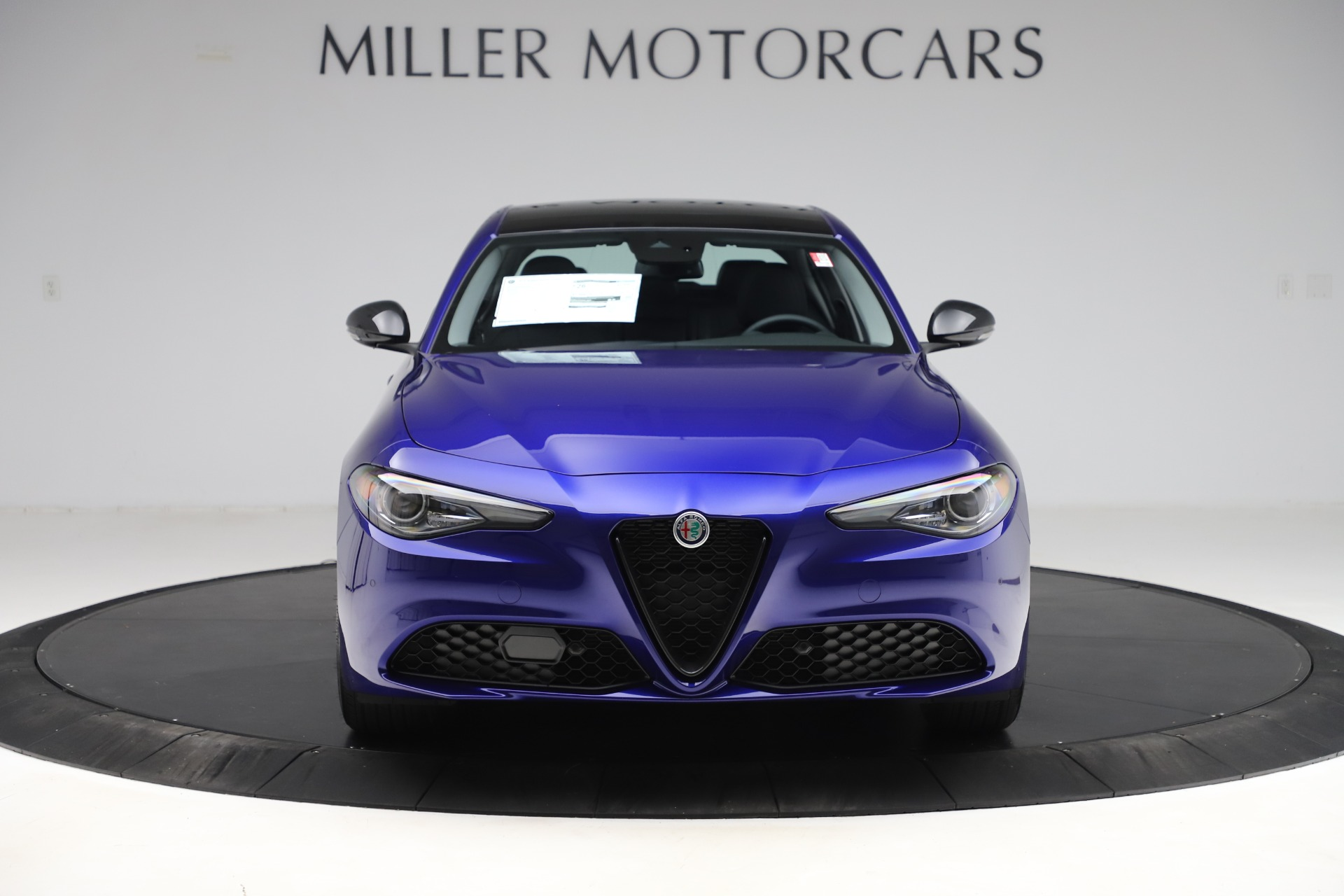 New 2020 Alfa Romeo Giulia Ti Sport Q4 for sale $47,995 at Bentley Greenwich in Greenwich CT 06830 1