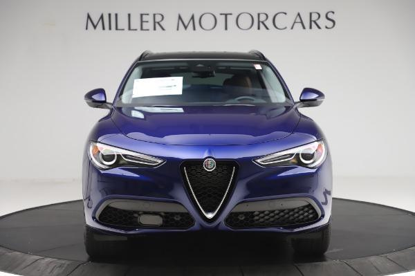 New 2020 Alfa Romeo Stelvio Sport Q4 for sale $50,895 at Bentley Greenwich in Greenwich CT 06830 12