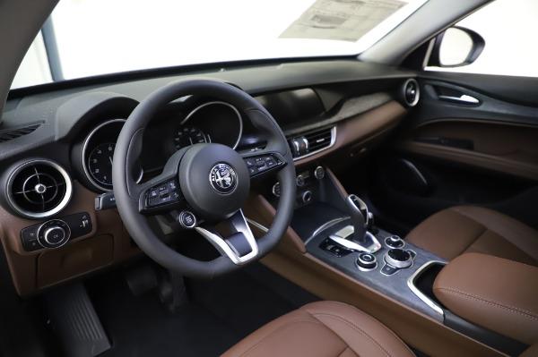 New 2020 Alfa Romeo Stelvio Sport Q4 for sale $50,895 at Bentley Greenwich in Greenwich CT 06830 13