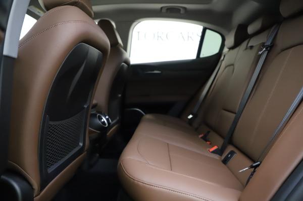 New 2020 Alfa Romeo Stelvio Sport Q4 for sale $50,895 at Bentley Greenwich in Greenwich CT 06830 19