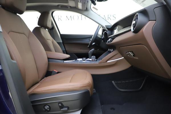 New 2020 Alfa Romeo Stelvio Sport Q4 for sale $50,895 at Bentley Greenwich in Greenwich CT 06830 23