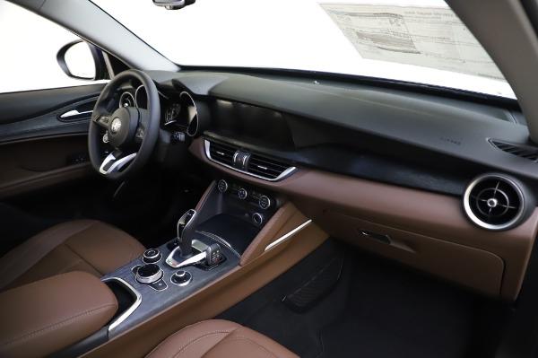 New 2020 Alfa Romeo Stelvio Sport Q4 for sale $50,895 at Bentley Greenwich in Greenwich CT 06830 24