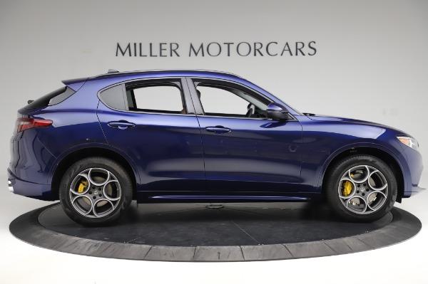 New 2020 Alfa Romeo Stelvio Sport Q4 for sale $50,895 at Bentley Greenwich in Greenwich CT 06830 9