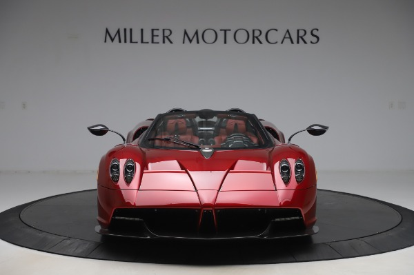 Used 2017 Pagani Huayra Roadster for sale Call for price at Bentley Greenwich in Greenwich CT 06830 12