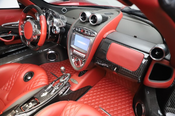 Used 2017 Pagani Huayra Roadster for sale Call for price at Bentley Greenwich in Greenwich CT 06830 27