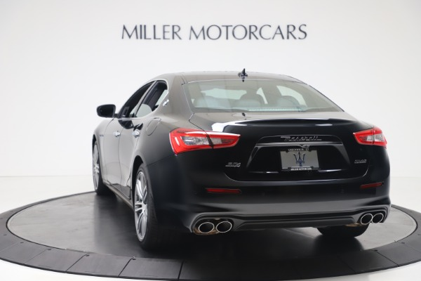 New 2020 Maserati Ghibli S Q4 for sale $87,285 at Bentley Greenwich in Greenwich CT 06830 5