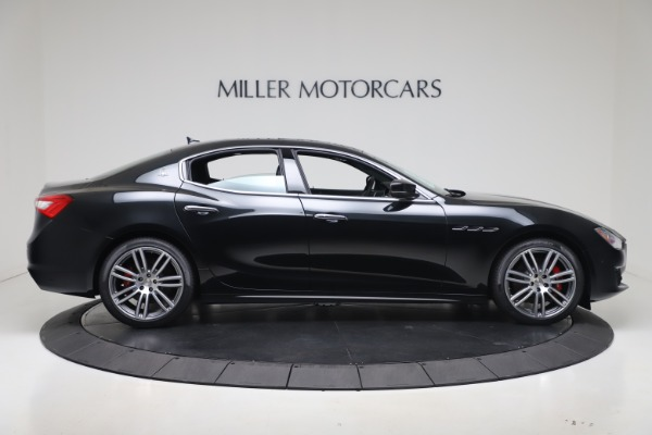 New 2020 Maserati Ghibli S Q4 for sale $87,285 at Bentley Greenwich in Greenwich CT 06830 9