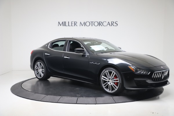 New 2020 Maserati Ghibli S Q4 for sale $87,285 at Bentley Greenwich in Greenwich CT 06830 10