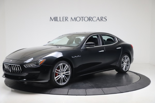 New 2020 Maserati Ghibli S Q4 for sale $87,285 at Bentley Greenwich in Greenwich CT 06830 2