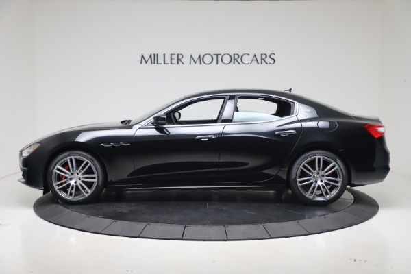 New 2020 Maserati Ghibli S Q4 for sale $87,285 at Bentley Greenwich in Greenwich CT 06830 3