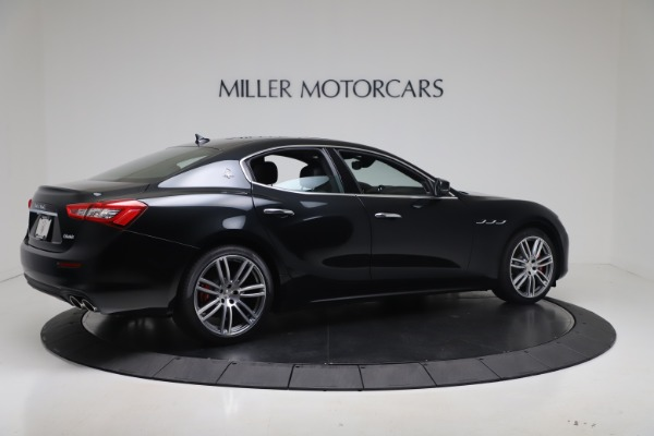 New 2020 Maserati Ghibli S Q4 for sale $87,285 at Bentley Greenwich in Greenwich CT 06830 8