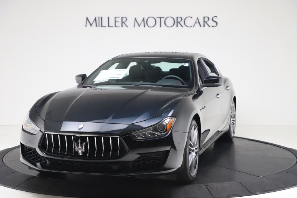 New 2020 Maserati Ghibli S Q4 for sale $87,285 at Bentley Greenwich in Greenwich CT 06830 1
