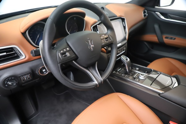 New 2020 Maserati Ghibli S Q4 for sale $87,285 at Bentley Greenwich in Greenwich CT 06830 13