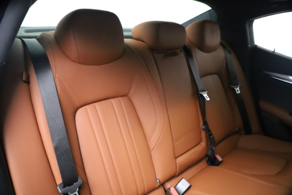 New 2020 Maserati Ghibli S Q4 for sale $87,285 at Bentley Greenwich in Greenwich CT 06830 26