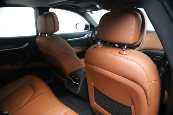 New 2020 Maserati Ghibli S Q4 for sale $87,285 at Bentley Greenwich in Greenwich CT 06830 28