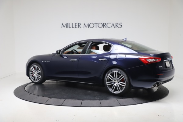 New 2020 Maserati Ghibli S Q4 for sale $87,285 at Bentley Greenwich in Greenwich CT 06830 4