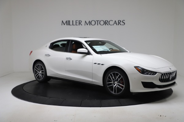 New 2020 Maserati Ghibli S Q4 for sale $84,735 at Bentley Greenwich in Greenwich CT 06830 10