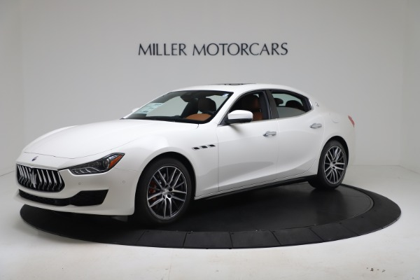New 2020 Maserati Ghibli S Q4 for sale $84,735 at Bentley Greenwich in Greenwich CT 06830 2