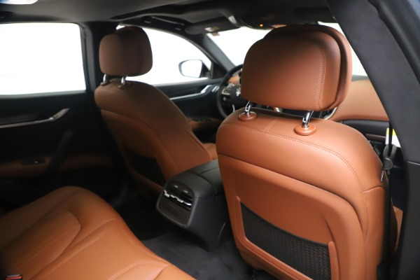 New 2020 Maserati Ghibli S Q4 for sale $84,735 at Bentley Greenwich in Greenwich CT 06830 28