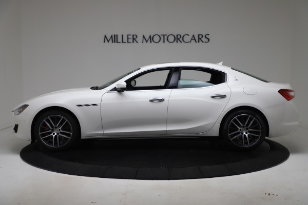 New 2020 Maserati Ghibli S Q4 for sale $84,735 at Bentley Greenwich in Greenwich CT 06830 3