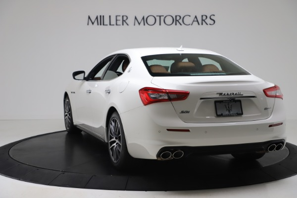 New 2020 Maserati Ghibli S Q4 for sale $84,735 at Bentley Greenwich in Greenwich CT 06830 5