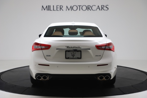 New 2020 Maserati Ghibli S Q4 for sale $84,735 at Bentley Greenwich in Greenwich CT 06830 6