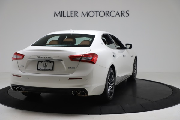 New 2020 Maserati Ghibli S Q4 for sale $84,735 at Bentley Greenwich in Greenwich CT 06830 7