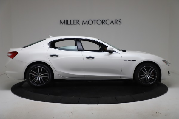 New 2020 Maserati Ghibli S Q4 for sale $84,735 at Bentley Greenwich in Greenwich CT 06830 9