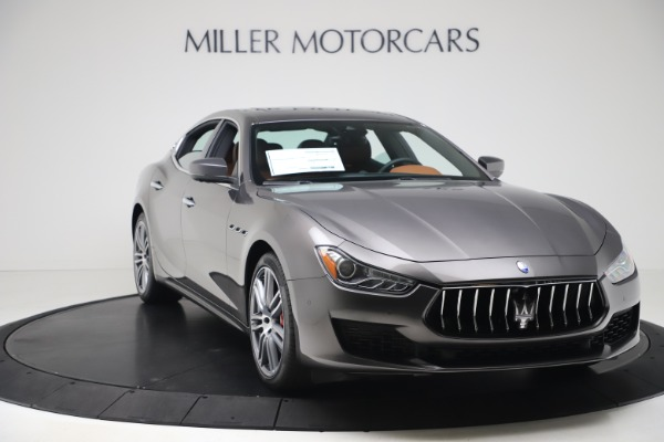 New 2020 Maserati Ghibli S Q4 for sale $87,285 at Bentley Greenwich in Greenwich CT 06830 11