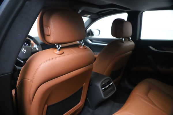 New 2020 Maserati Ghibli S Q4 for sale $87,285 at Bentley Greenwich in Greenwich CT 06830 20