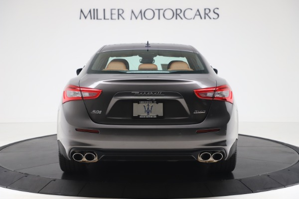 New 2020 Maserati Ghibli S Q4 for sale $87,285 at Bentley Greenwich in Greenwich CT 06830 6