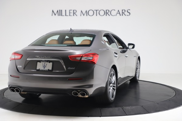 New 2020 Maserati Ghibli S Q4 for sale $87,285 at Bentley Greenwich in Greenwich CT 06830 7