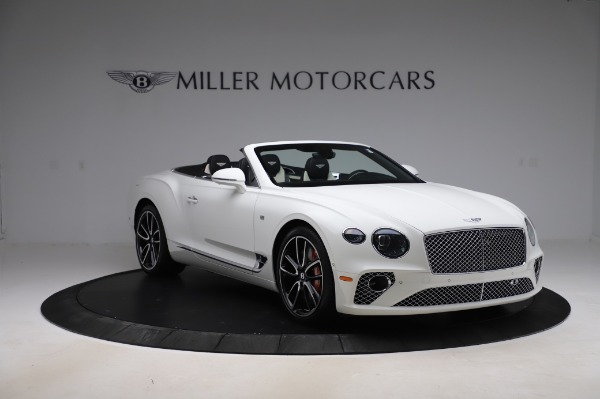 New 2020 Bentley Continental GT Convertible V8 First Edition for sale $281,365 at Bentley Greenwich in Greenwich CT 06830 10