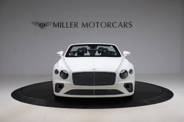 New 2020 Bentley Continental GTC V8 First Edition for sale $281,365 at Bentley Greenwich in Greenwich CT 06830 11