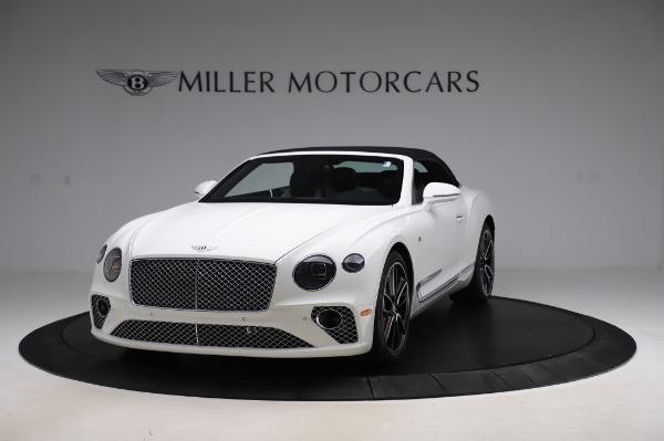 New 2020 Bentley Continental GTC V8 First Edition for sale $281,365 at Bentley Greenwich in Greenwich CT 06830 12