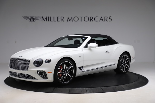 New 2020 Bentley Continental GTC V8 First Edition for sale $281,365 at Bentley Greenwich in Greenwich CT 06830 13