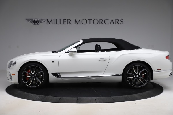 New 2020 Bentley Continental GT Convertible V8 First Edition for sale $281,365 at Bentley Greenwich in Greenwich CT 06830 14