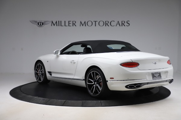 New 2020 Bentley Continental GTC V8 First Edition for sale $281,365 at Bentley Greenwich in Greenwich CT 06830 16