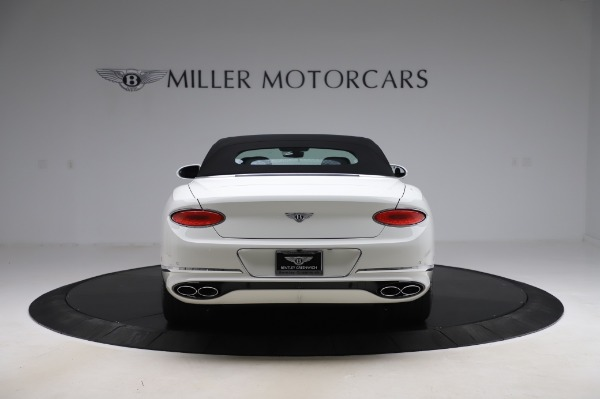 New 2020 Bentley Continental GT Convertible V8 First Edition for sale $281,365 at Bentley Greenwich in Greenwich CT 06830 17