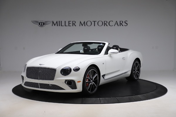 New 2020 Bentley Continental GT Convertible V8 First Edition for sale $281,365 at Bentley Greenwich in Greenwich CT 06830 2