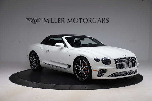 New 2020 Bentley Continental GTC V8 First Edition for sale $281,365 at Bentley Greenwich in Greenwich CT 06830 22
