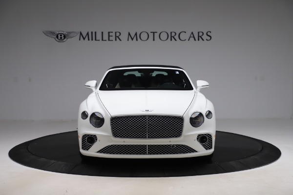 New 2020 Bentley Continental GTC V8 First Edition for sale $281,365 at Bentley Greenwich in Greenwich CT 06830 23