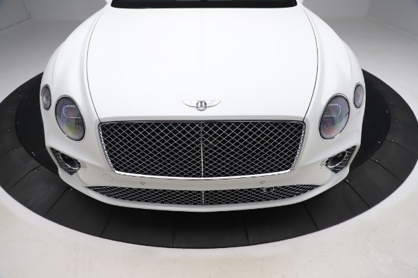 New 2020 Bentley Continental GT Convertible V8 First Edition for sale $281,365 at Bentley Greenwich in Greenwich CT 06830 24